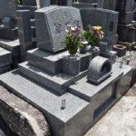 お客様の声を頂きました。館山市 墓石