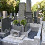 墓石の王様、本小松石の施工事例です。千葉県 館山市